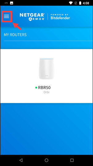 How to assign a device to a user through the Orbi app