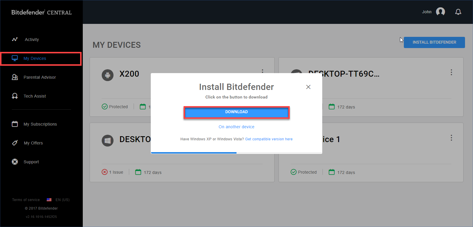 How to install the new Bitdefender Antivirus for Mac