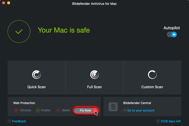 How do I Install Bitdefender TrafficLight on my Mac?