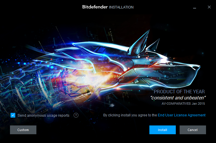 bitdefender total security 2016 reset trial