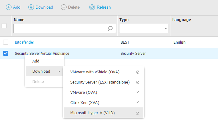 How to protect virtual machines on Hyper-V hosts