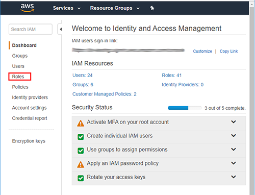 How to set up the GravityZone integration with Amazon EC2