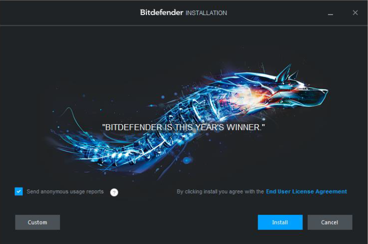 Bitdefender auf windows 10 installieren