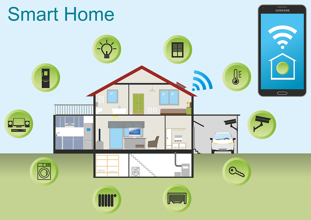 Smart Home Market To Grow To Billion By 2022 Thanks