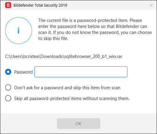 password protected 2019 1