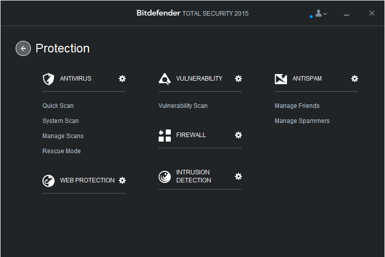 does bitdefender free have a firewall