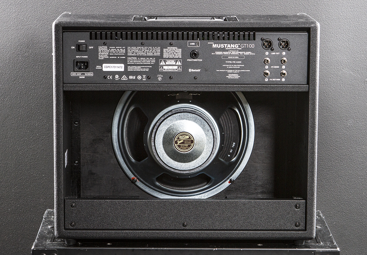 Bluetooth Can Cause Fender-Bender in Guitar Amp