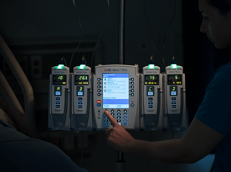 Infusion Pumps in EU Healthcare Units Harbor Critical