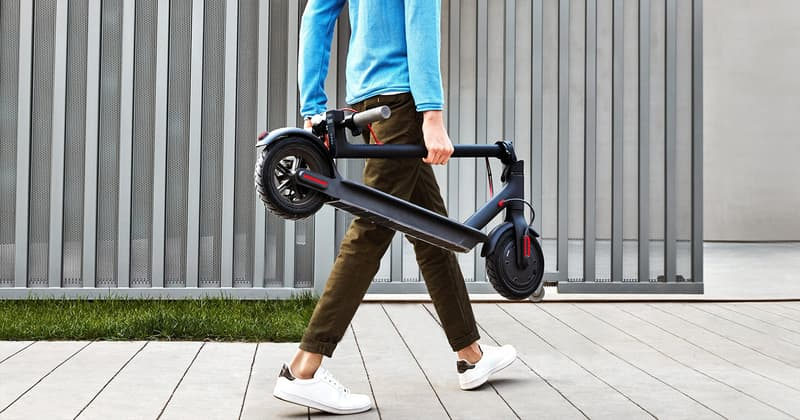 Electric scooters can be hijacked remotely - no password required