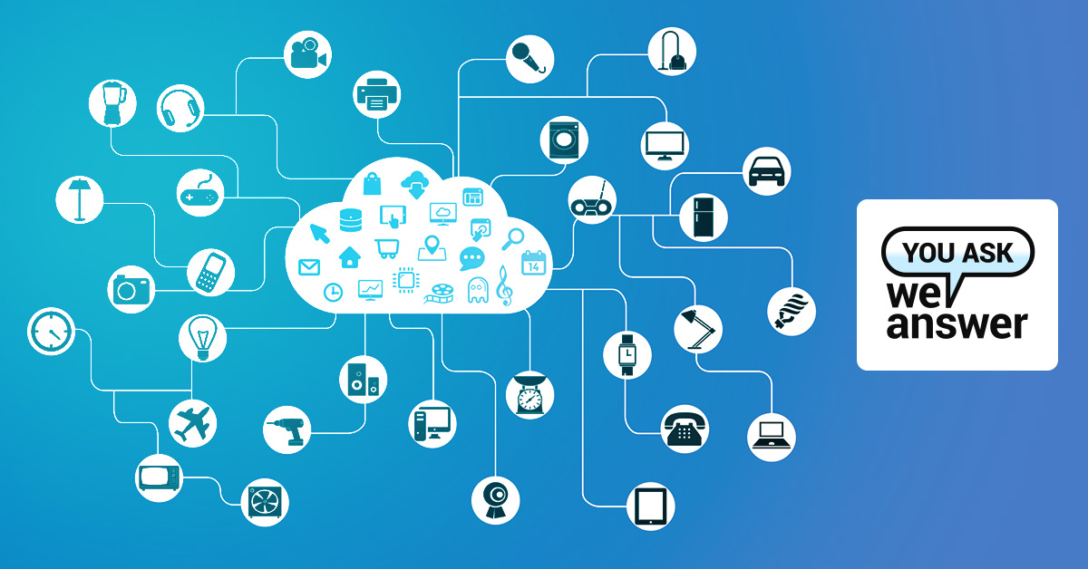 What can the IoT be used for?