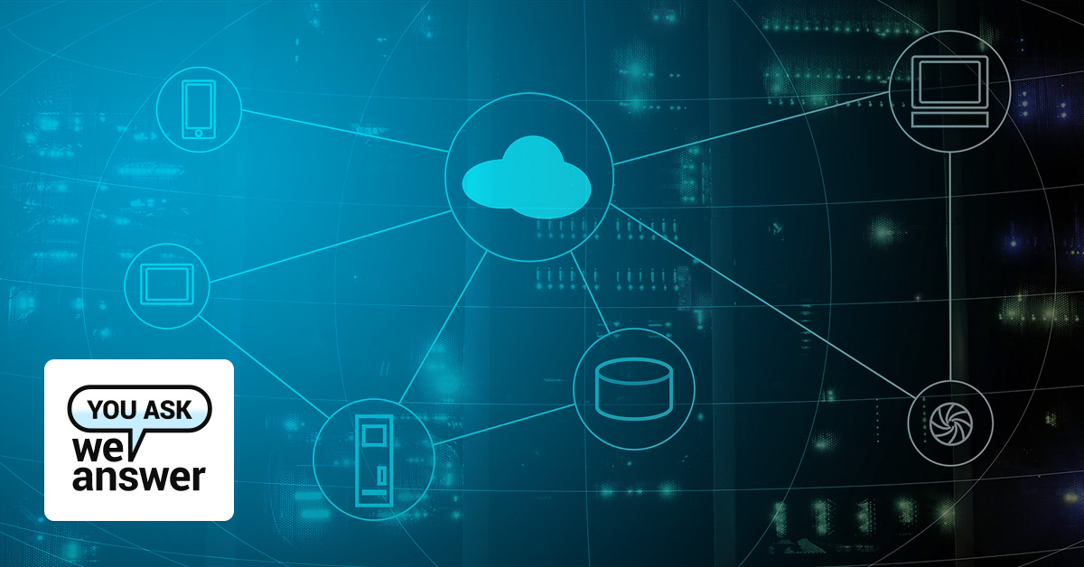 You Ask We Answer 10  What is an IoT platform? - Bitdefender
