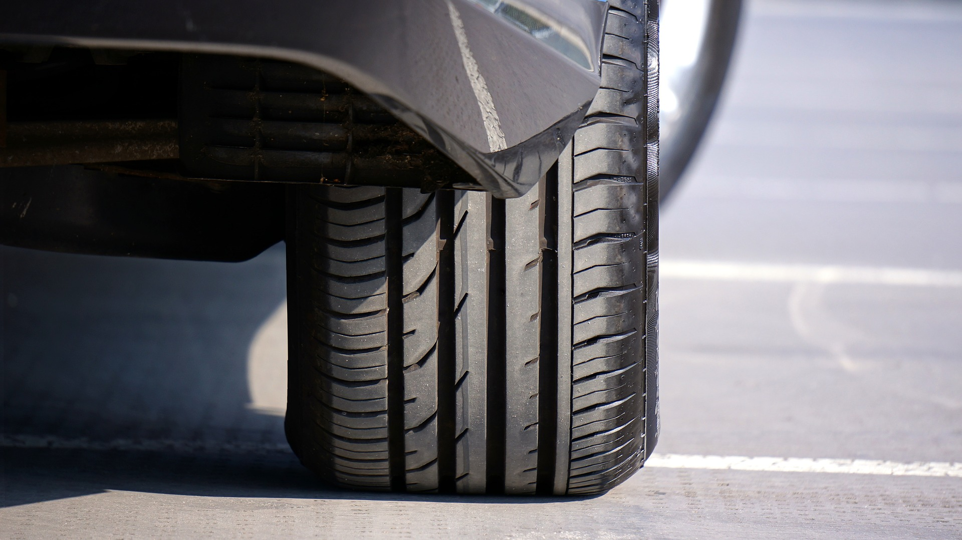 Smart Tires Use IoT Sensors to Send Vital Data Right on Your Phone