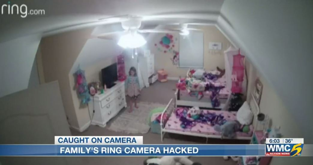 Two families sue Amazon over Ring security cam hacks