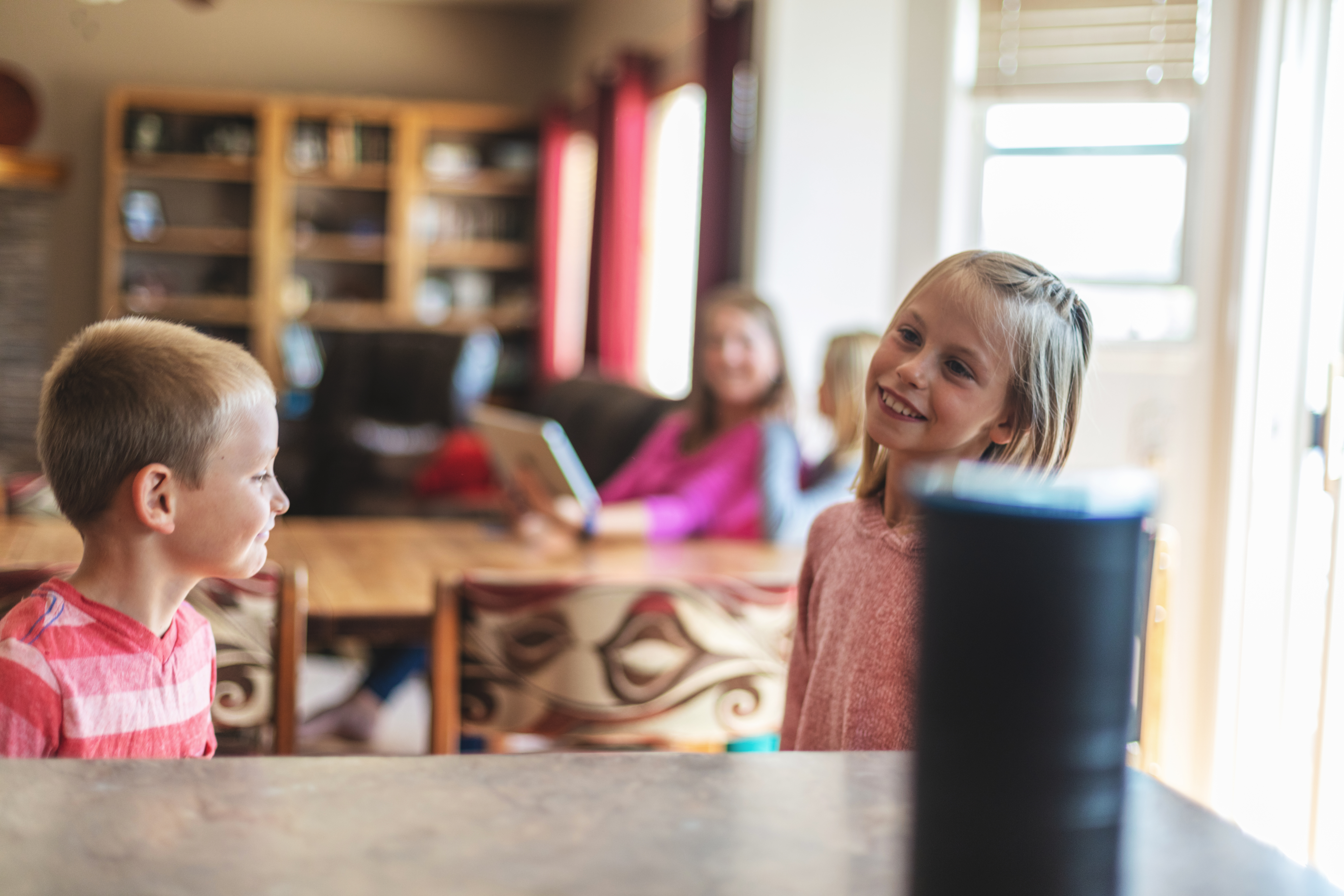 What You Need to Know Before Buying a Smart Speaker for the Family