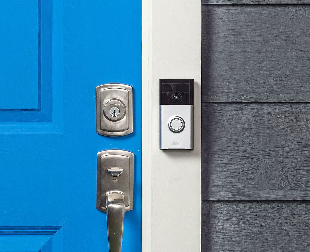 Amazon Revamps Security Option for Ring Security Cameras