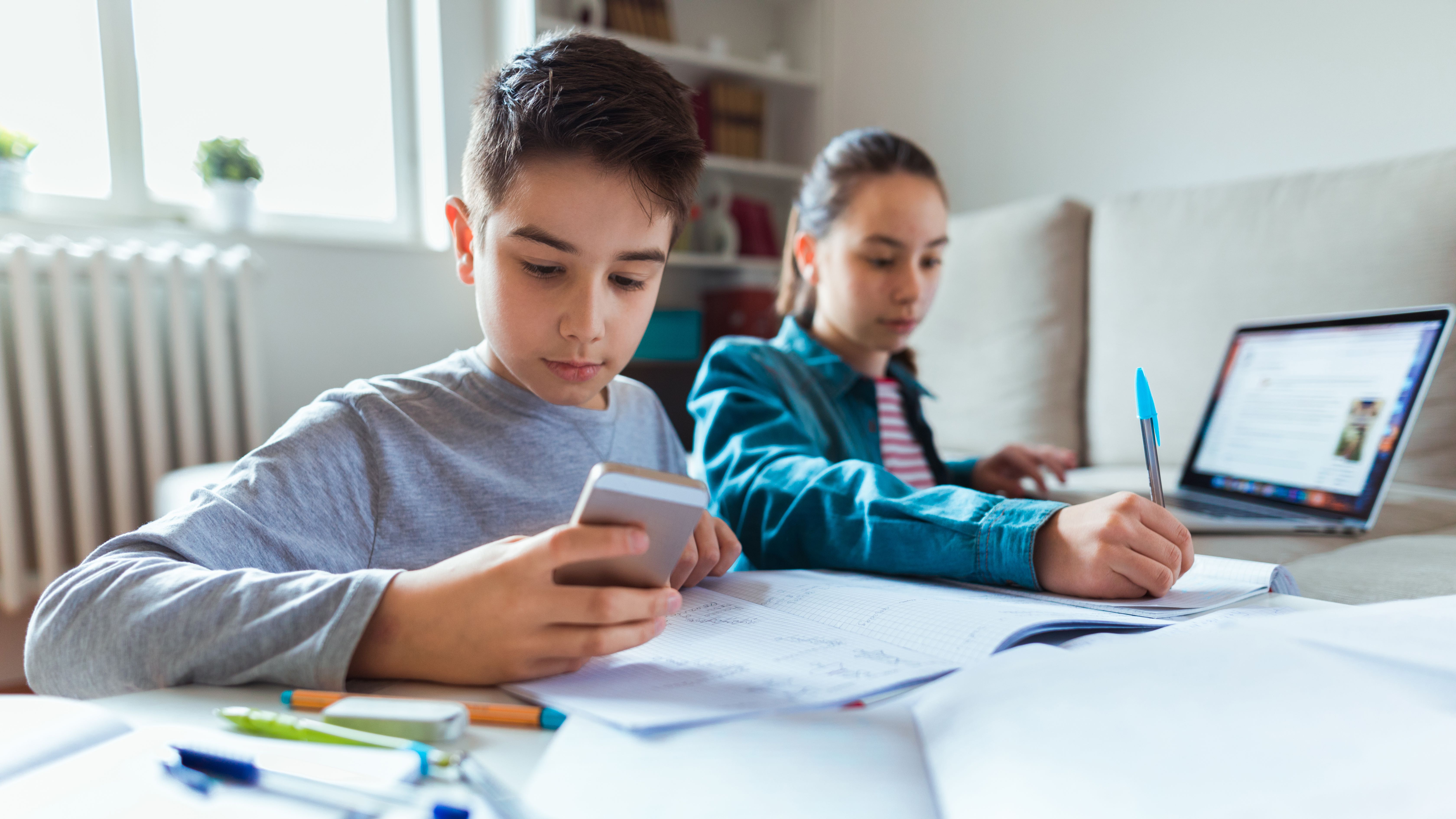 What parents need to know about homework-help apps