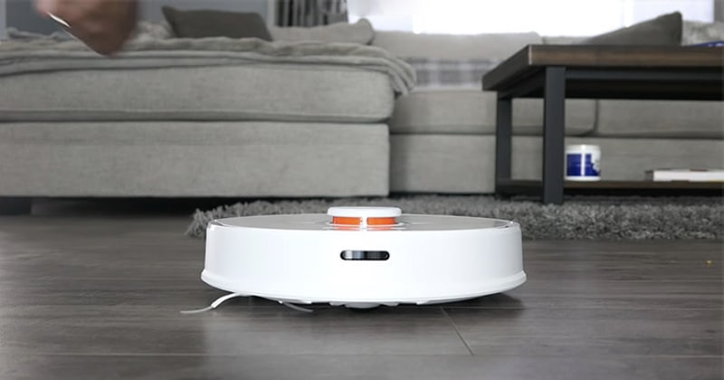 Robot vacuum cleaners can eavesdrop on your conversations, researchers reveal